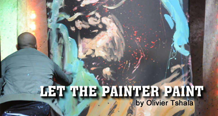 let the painter paints
