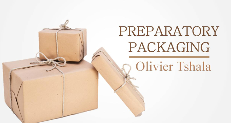 preparatory packaging