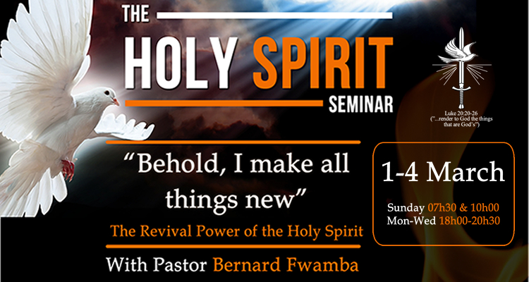 tn holy ghost seminar 2015