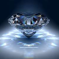You've got to become a diamond