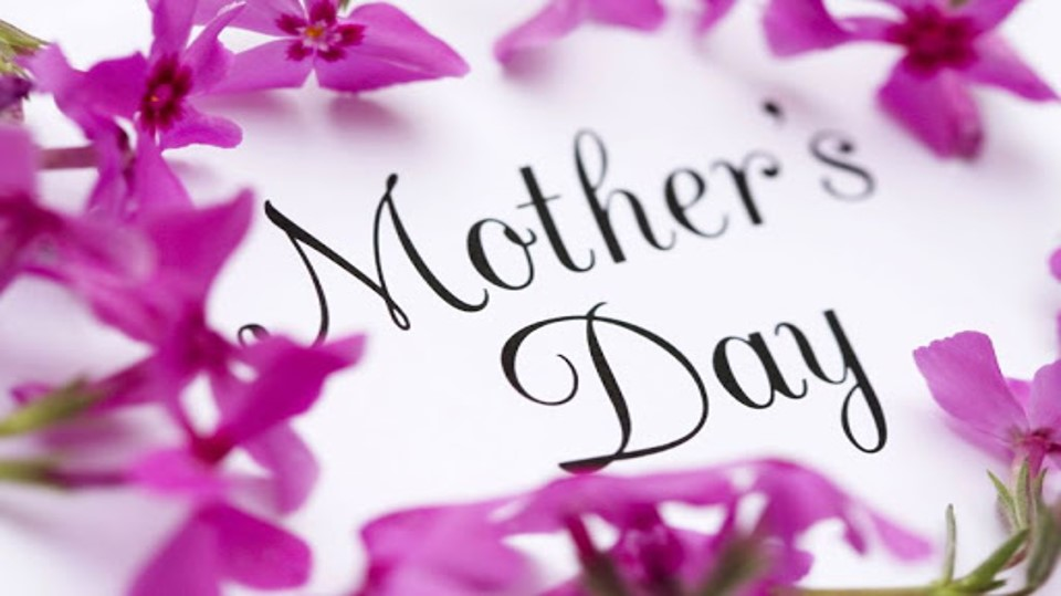 Mother's Day - 10 May