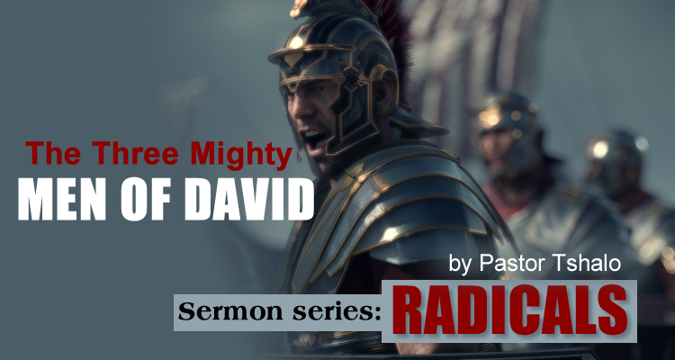 three mighty warriors of david 2